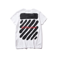 Off-White T-Shirts Short Sleeved O-Neck For Men #477212