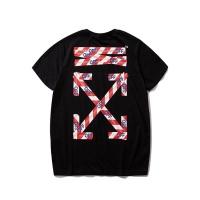 Off-White T-Shirts Short Sleeved O-Neck For Men #477220