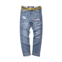 Off-White & Supreme Jeans Trousers For Men #477234