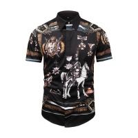 Dolce & Gabbana D&G Shirts Short Sleeved Polo For Men #477316
