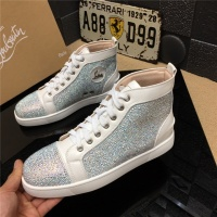 Christian Louboutin CL High Tops Shoes For Men #477776