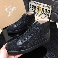 Christian Louboutin CL High Tops Shoes For Men #477778