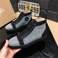 Christian Louboutin CL High Tops Shoes For Men #477784