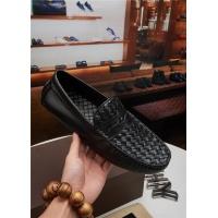 Bottega Veneta BV Leather Shoes For Men #478170