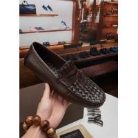 Bottega Veneta BV Leather Shoes For Men #478171