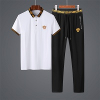Versace Tracksuits Short Sleeved Polo For Men #478208