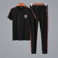 Versace Tracksuits Short Sleeved O-Neck For Men #478210