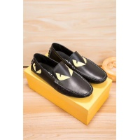 Fendi Leather Shoes For Men #478333