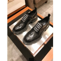 Christian Dior CD Leather Shoes For Men #478397