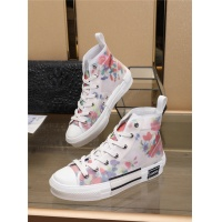 Christian Dior CD High Tops Shoes For Men #478400