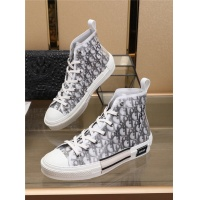 Christian Dior CD High Tops Shoes For Men #478401