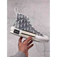 Christian Dior CD High Tops Shoes For Men #478685