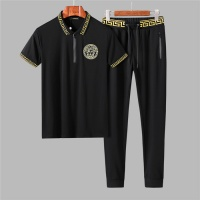 Versace Tracksuits Short Sleeved Polo For Men #478750