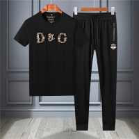 Dolce & Gabbana D&G Tracksuits Short Sleeved O-Neck For Men #478769