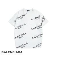 Balenciaga T-Shirts Short Sleeved O-Neck For Men #478803