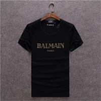 Balmain T-Shirts Short Sleeved O-Neck For Men #478831