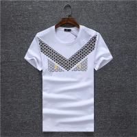 Fendi T-Shirts Short Sleeved O-Neck For Men #478845