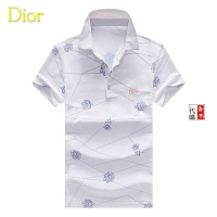 Christian Dior T-Shirts Short Sleeved Polo For Men #478874