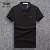 Ferragamo Salvatore FS T-Shirts Short Sleeved Polo For Men #479842