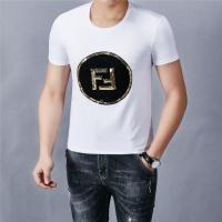 Fendi T-Shirts Short Sleeved O-Neck For Men #479858