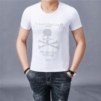 Philipp Plein PP T-Shirts Short Sleeved O-Neck For Men #479859