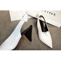 Celine High-Heeled Shoes For Women #479937