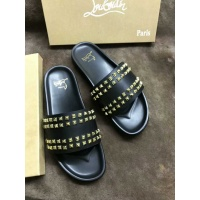 Christian Louboutin CL Fashion Slippers For Men #480000