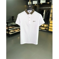 Fendi T-Shirts Short Sleeved Polo For Men #480560