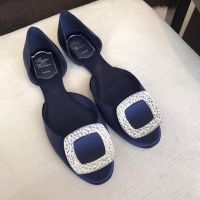 Roger Vivier Flat Shoes For Women #480665