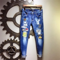 Dolce & Gabbana D&G Jeans Trousers For Men #480750