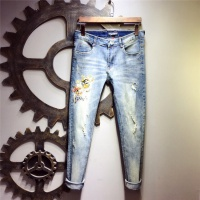 Dolce & Gabbana D&G Jeans Trousers For Men #480752