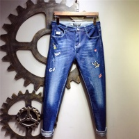 Dolce & Gabbana D&G Jeans Trousers For Men #480776