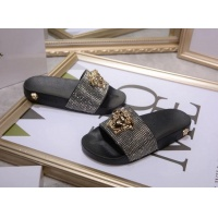 Versace Fashion Slippers For Women #480879