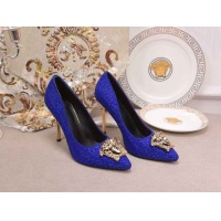 Versace High-Heeled Shoes For Women #480888