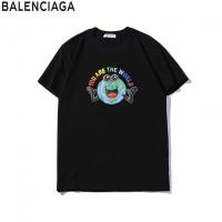 Balenciaga T-Shirts Short Sleeved O-Neck For Men #481007