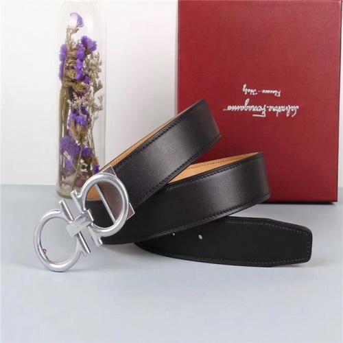 Cheap Ferragamo Salvatore FS AAA Quality Belts For Men #484691 Replica Wholesale [$54.32 USD] [W#484691] on Replica Super AAA Ferragamo Belts