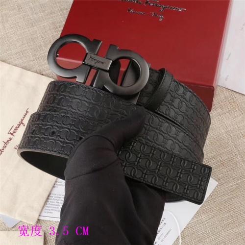 Cheap Ferragamo Salvatore FS AAA Quality Belts For Men #484695 Replica Wholesale [$54.32 USD] [W#484695] on Replica Super AAA Ferragamo Belts