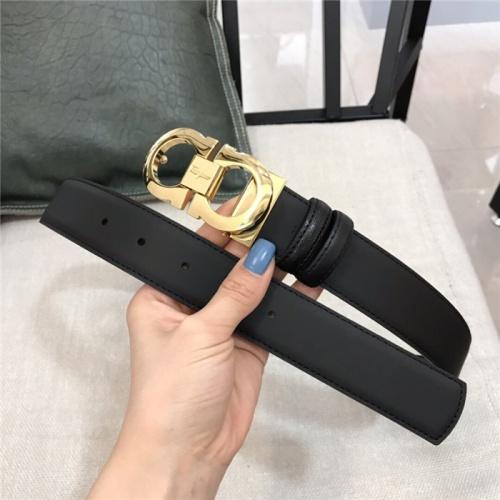 Cheap Ferragamo Salvatore FS AAA Quality Belts For Men #484701 Replica Wholesale [$54.32 USD] [W#484701] on Replica Super AAA Ferragamo Belts