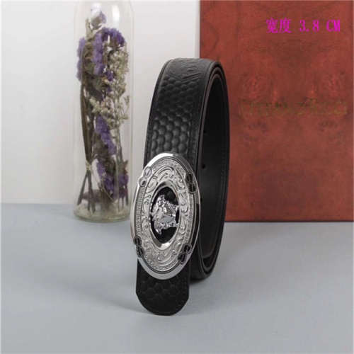 Cheap Versace AAA Quality Belts For Men #485154 Replica Wholesale [$54.32 USD] [W#485154] on Replica Versace AAA+ Belts