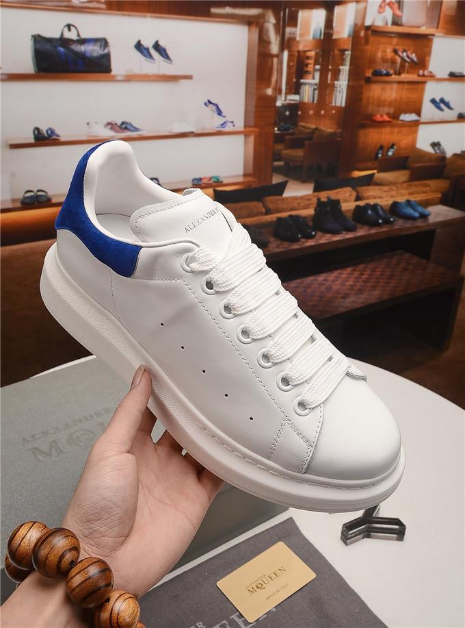 Cheap Alexander McQueen Casual Shoes For Men #763343