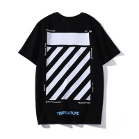 Off-White T-Shirts Short Sleeved O-Neck For Men #481021