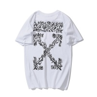 Off-White T-Shirts Short Sleeved O-Neck For Men #481024
