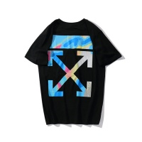 Off-White T-Shirts Short Sleeved O-Neck For Men #481031