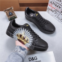 Dolce&Gabbana D&G Shoes For Men #482633