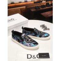 Dolce&Gabbana D&G Shoes For Men #482836
