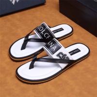 Dolce&Gabbana D&G Fashion Slippers For Men #482867