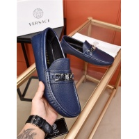 Versace Leather Shoes For Men #482917