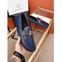 Versace Leather Shoes For Men #482921