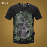Philipp Plein PP T-Shirts Short Sleeved O-Neck For Men #483180