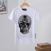 Philipp Plein PP T-Shirts Short Sleeved O-Neck For Men #483183